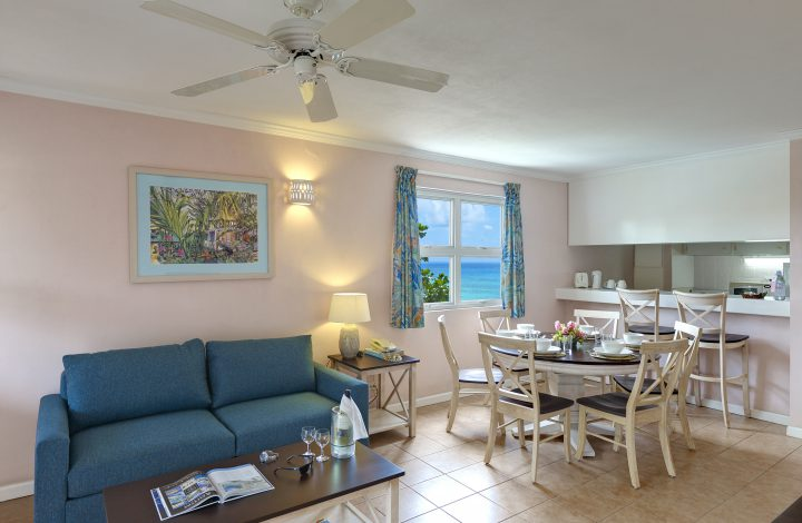 Deluxe Two Bedroom Apartment – Island View