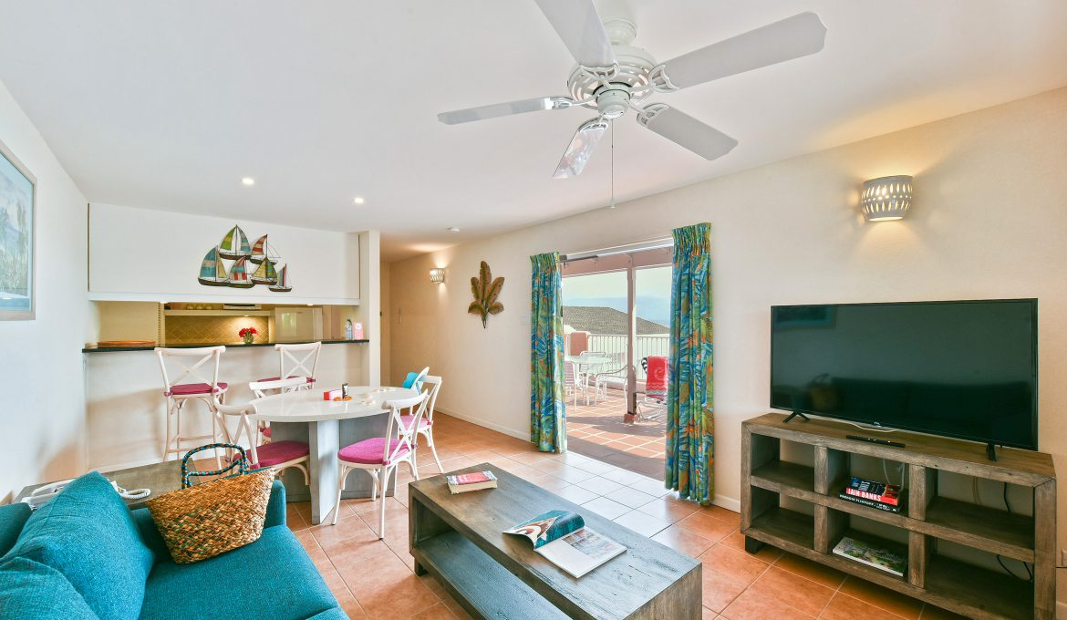 Penthouse Deluxe Two Bedroom Apartment – Ocean View